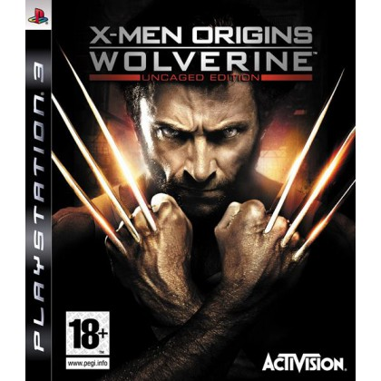 X-Men Origins: Wolverine Uncaged Edition (PS3)