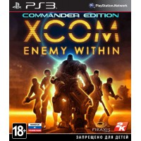 XCOM: Enemy Within (PS3) Русская версия