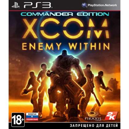 XCOM: Enemy Within (PS3) Русская версия