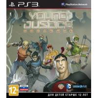 Young Justice: Наследие (PS3) Русская версия