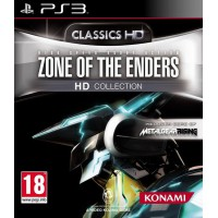 Zone of Enders HD Collection (PS3)