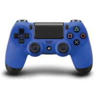 Геймпад Dualshock 4 Wireless Controller для PS4 (синий)