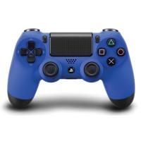 Геймпад Dualshock 4 Wireless Controller для PS4 (синий)