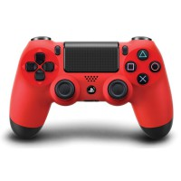Геймпад Dualshock 4 Wireless Controller для PS4 (красный)