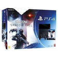 Игровая приставка Sony PS4 (500 Gb) + Killzone + 2 геймпада