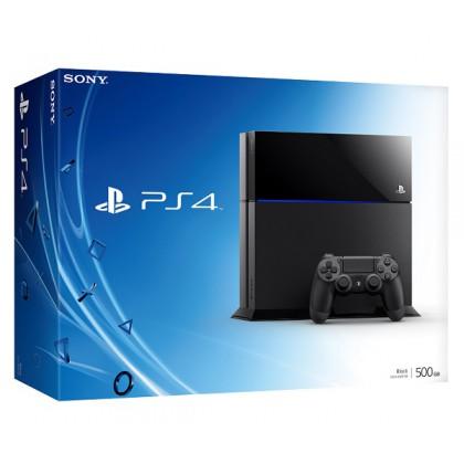 Игровая приставка Sony PS4 (500 Gb)