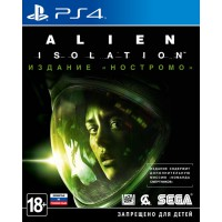 Alien: Isolation Nostromo Edition (PS4) Русская версия