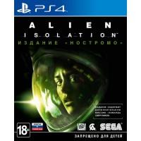 Alien: Isolation Nostromo Edition (PS4) Русская версия