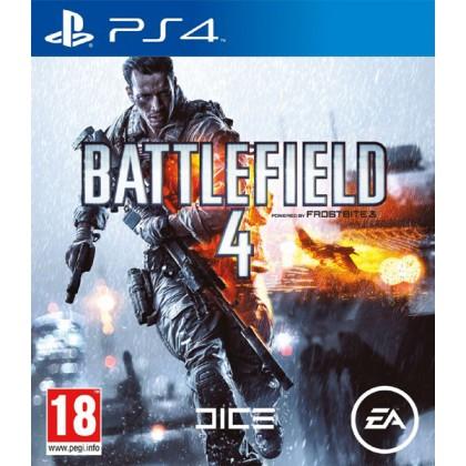 Battlefield 4 (PS3) Русская версия