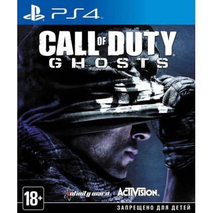 Call of Duty: Ghosts (PS4) Русская версия