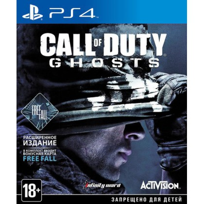 Call of Duty: Ghosts Free Fall (PS4)