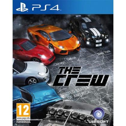 The Crew Специальное издание (PS4) Русская версия