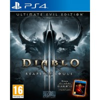 Diablo 3 Ultimate Evil Edition (PS4) Русская версия