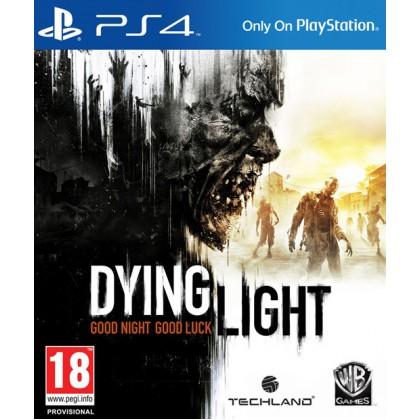 Dying Light (PS4) Русские субтитры