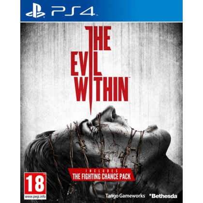 Evil Within (PS4) Русские субтитры