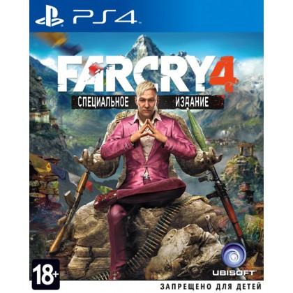 Far Cry 4 Специальное издание (PS4) Русская версия