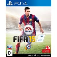 FIFA 15 (PS4) Русская версия