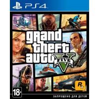 GTA5 Grand Theft Auto 5 (PS4) Русские субтитры