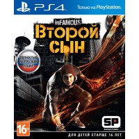 inFAMOUS: Second Son (PS4) Русская версия