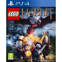 LEGO Хоббит (PS4) Русские субтитры