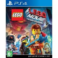 LEGO Movie Videogame (PS4) Русские субтитры