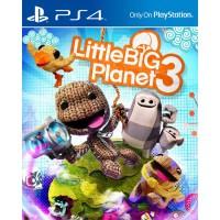 LittleBigPlanet 3 (PS4) Русская версия
