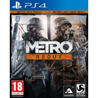 Метро 2033 Возвращение (PS4) Русская версия