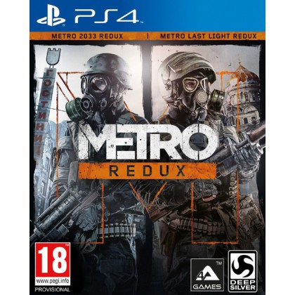 Metro Redux - Метро 2033 Возвращение (PS4) Русская версия