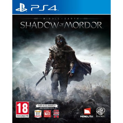 Middle-Earth: Shadow of Mordor - Средиземье: Тени Мордора (PS4) Русские субтитры