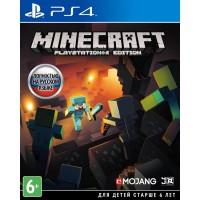 Minecraft (PS4) Русская версия
