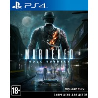 Murdered: Soul Suspect (PS4) Русская версия