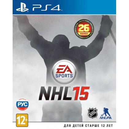 NHL 15 (PS4) Русские субтитры