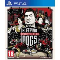 Sleeping Dogs Definitive Edition (PS4) Русские субтитры