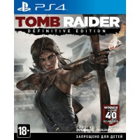 Tomb Raider: Definitive Edition (PS4) Русская версия