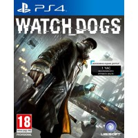 Watch Dogs Special Edition (PS4) Русская версия