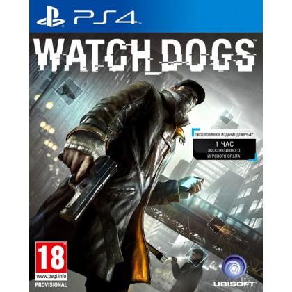 Watch Dogs Специальное издание (PS4) Русская версия