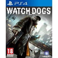Watch Dogs (PS4) Русская версия