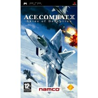Ace Combat X: Skies of Deception (PSP)