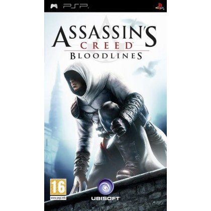 Assassin's Creed: Bloodlines (PSP) Русская версия