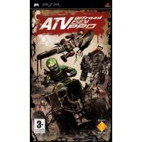 ATV Offroad Fury Pro (PSP)
