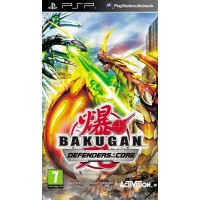 Bakugan Battle Brawlers: Defenders of the Core (PSP)