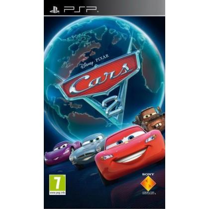 Тачки 2 (PSP) Русская версия