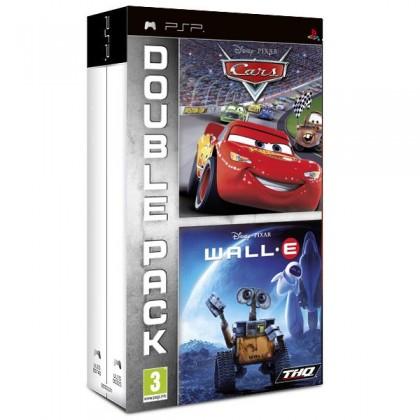 Тачки + Валл-И (PSP) Русская версия