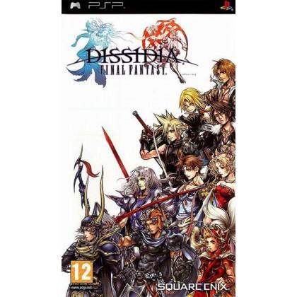 Dissidia: Final Fantasy (PSP) Русская версия