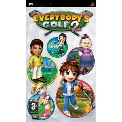 Everybody's Golf 2 (PSP)