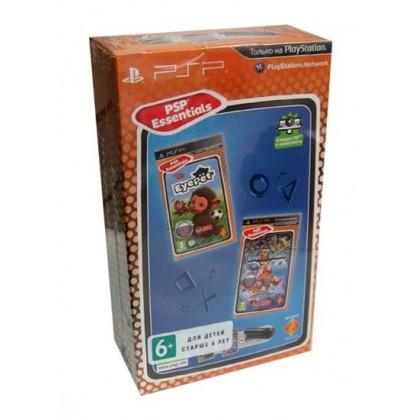 EyePet + Invizimals + Камера (PSP) Русская версия