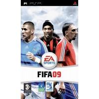 FIFA 09 (PSP) Русская версия
