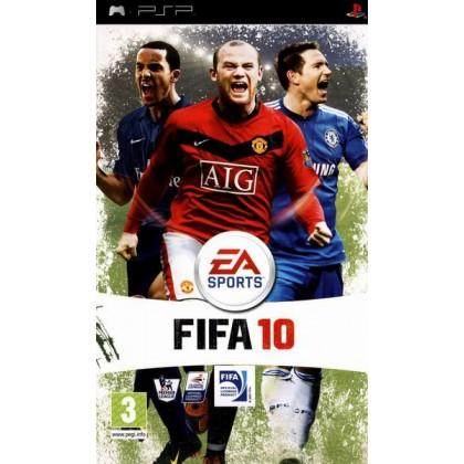 FIFA 10 (PSP) Русская версия