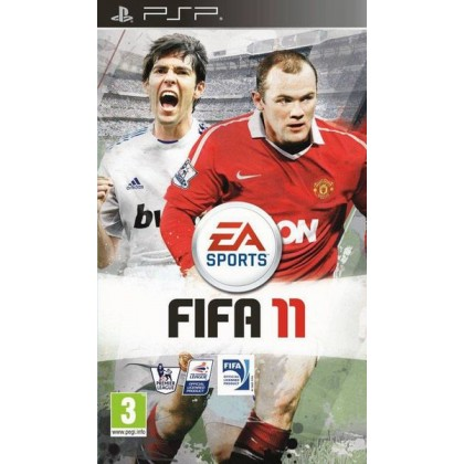 FIFA 11 (PSP) Русская версия