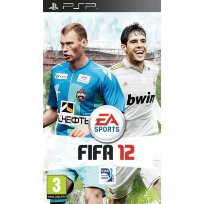 FIFA 12 (PSP) Русская версия